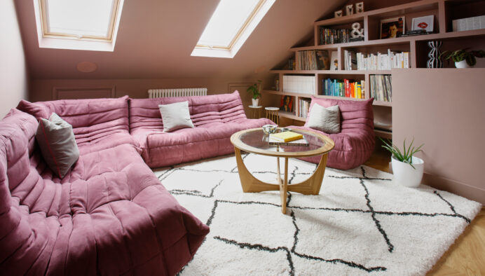 Attic ideas to embrace rooms with sloped ceilings Storage Creative Attic Storage Ideas
