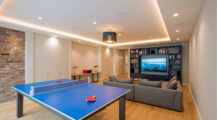 Beautiful Game Room Pictures & Ideas home Loft Conversion Ideas for Your Home