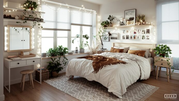 Clean White Bedroom Ideas Glamping Aesthetics bedroom Clean White Bedroom Ideas