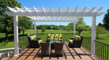 Fantastic Deck Roof Ideas For Privacy Deck Fantastic Deck Roof Ideas