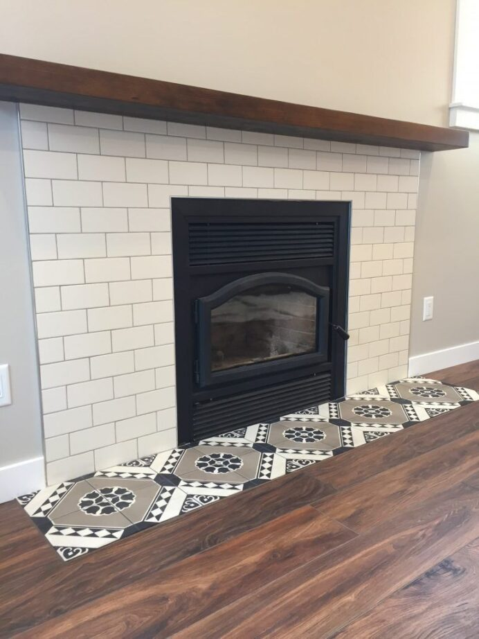 Great Tile Ideas for Small Bathrooms Fireplace Unique Fireplace Tile Ideas