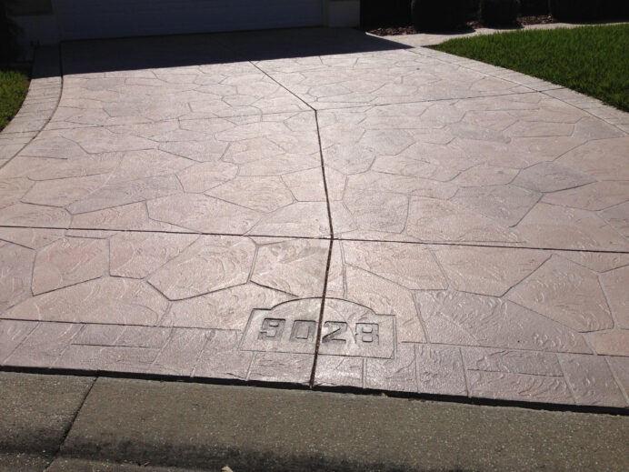 Innovative Driveway Ideas The New Approach to House Numbers Garden Innovative Driveway Ideas
