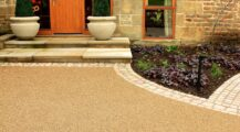 Resin Bound Driveway Surface Paving Pathway Garden Innovative Driveway Ideas