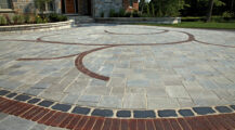 Using Concrete Paving Stones for Sussex County Driveways Garden Innovative Driveway Ideas