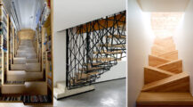 Amazing and Creative Staircase Design Ideas Staircase Staircase Design Ideas