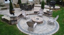 Backyard landscaping mississauga Deck Inspired Small Deck Ideas