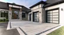 Beautiful Contemporary Driveway Pictures & Ideas Garden Innovative Driveway Ideas