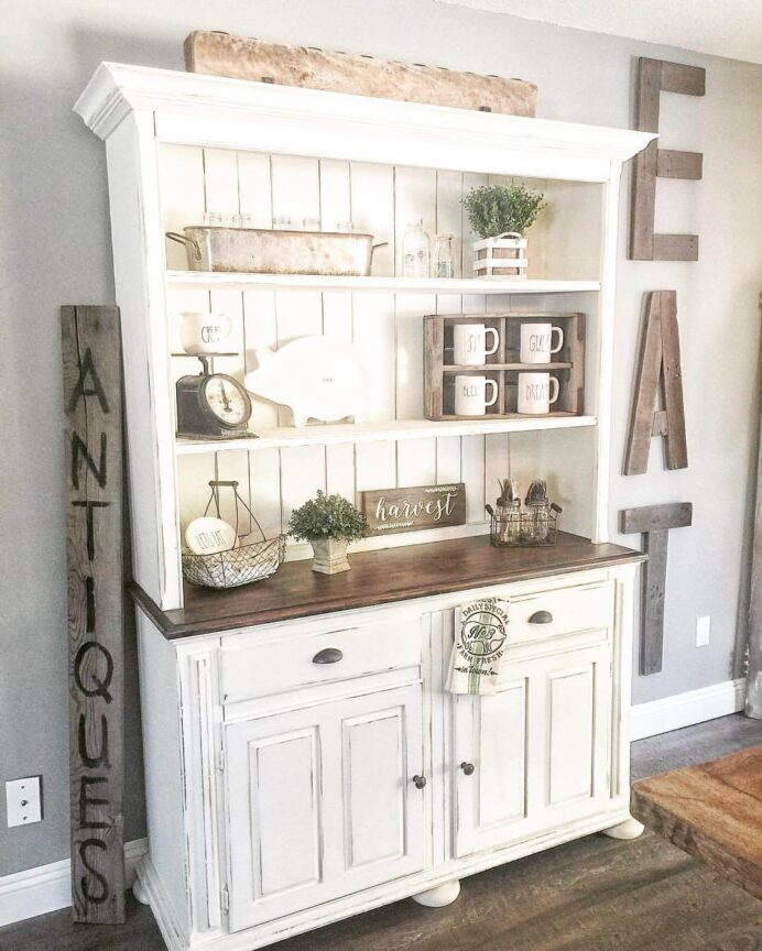 Best Dining Room Storage Ideas and Designs for 2021 Dining Room Dining Room Hutch Decor