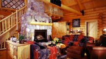 Cabin & cottage decorating ideas COTTAGE CABIN AND COTTAGE DECORATING