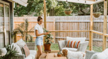 Covered Deck Ideas & Designs for Your Most Awesome Outdoor Project Deck Stunning Covered Deck Ideas