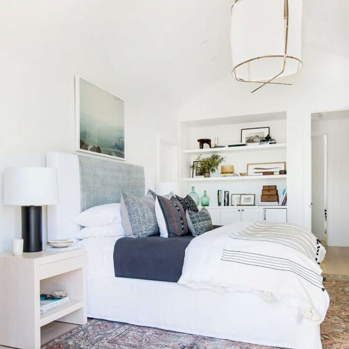 Gorgeous Small Master Bedroom Ideas bedroom Clean White Bedroom Ideas