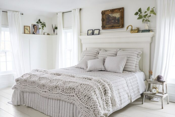How to Best White Bedroom Ideas Decorate bedroom Clean White Bedroom Ideas