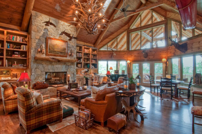 Interior Design Tips for Small Cabins & Cottages COTTAGE CABIN AND COTTAGE DECORATING