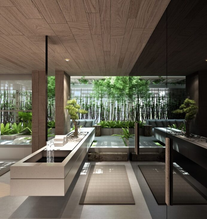 Modern Bathroom Design Ideas Plus Tips On How To Accessorize Yours
