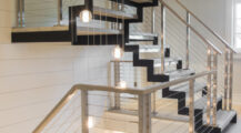 Multi Level Modern Floating Staircase Staircase Staircase Design Ideas