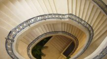 Natural stone staircases in interiors and exteriors Staircase Staircase Design Ideas