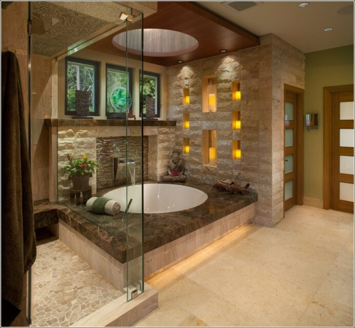 Spa Style Bathroom Designs for Your Inspiration Bathroom Spa-Style Bathrooms