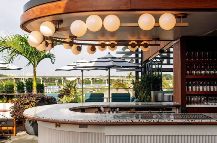 The Best Rooftop Bars in Tampa Bay for Date Night Bar Fun Home Bar Top Ideas