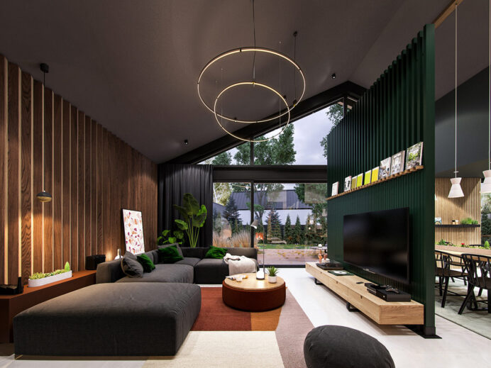 The Key of effective Home Interior Design Unveiled