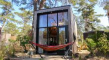 Tiny House of Happiness - corona proof, Holiday homes home interior Dream Big While Small  House