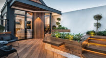 Top Ideas to Have a Classy Rooftop Deck Design Deck Fantastic Deck Roof Ideas