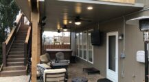 Under-Deck-Ceiling-Systems-Allow-You-to-Use-the-Unused-Space-Under-Your-Existing-Deck Deck Original Under Deck Ideas