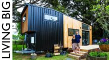 You've Never Seen A Tiny House Like This Before home interior Dream Big While Small  House