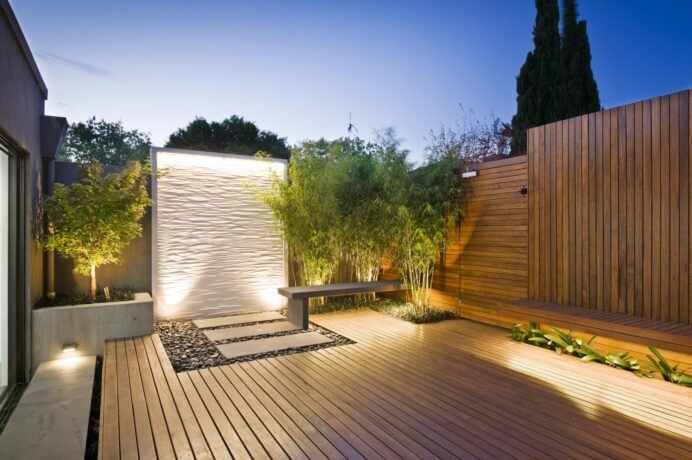 contemporary-deck-lighting-Ideas-That-Bring-Out-The-Beauty -of-The-Space Deck Creative Deck Lighting Ideas