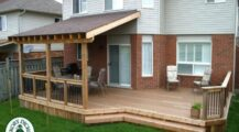 covered-decks-ideas-roof-over-deck-plans-diy-build-and-backyard-with_home-elements-and-style. Deck Stunning Covered Deck Ideas