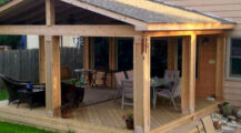 How To Build A Porch Roof - Covered Deck and Pergola Roof Design Ideas For the home Deck Stunning Covered Deck Ideas