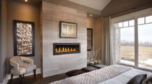 napoleon-fireplaces-bedroom-products Fireplace Unique Fireplace Tile Ideas