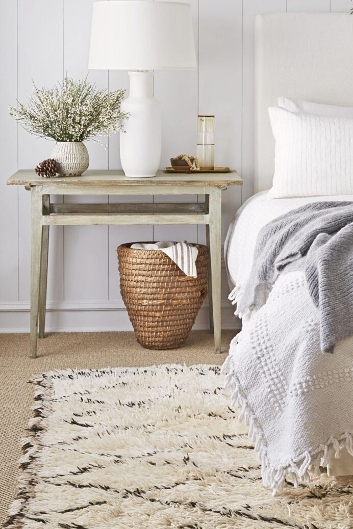 small-bedroom-ideas-white bedroom Clean White Bedroom Ideas