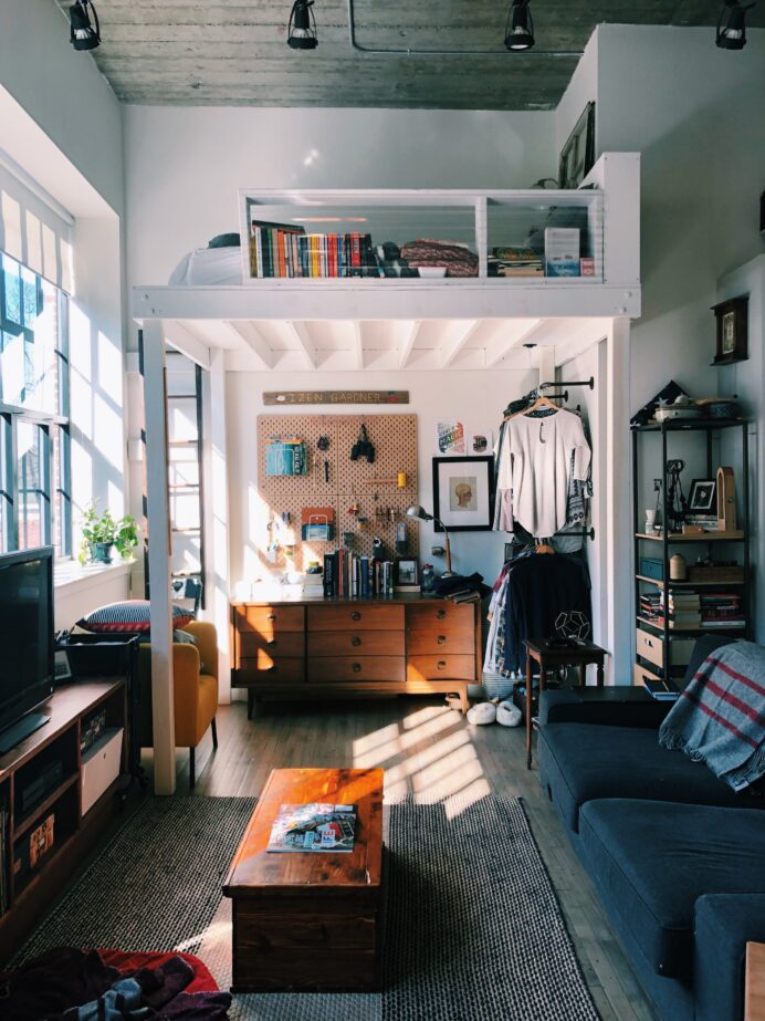 Best Studio Apartment Ideas if You Need Décor That Pulls Double Duty Apartment Studio Type Apartment Inspiration