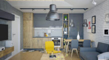 Feng Shui Studio Apartment Layouts and Ideas Apartment Studio Type Apartment Inspiration