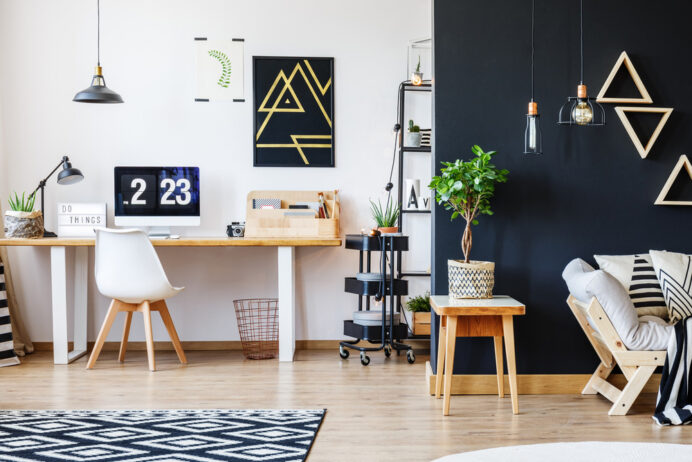 Home Office Ideas Turn a Spare Room into Your Design