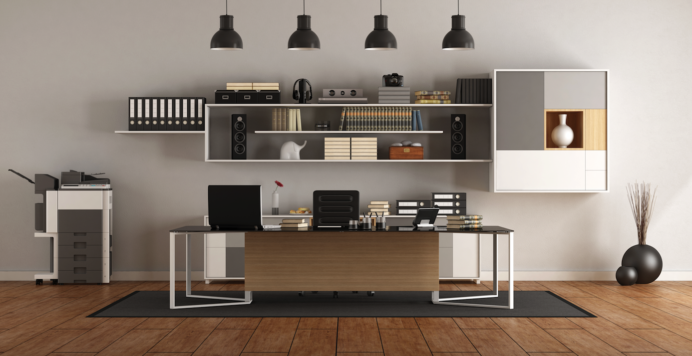 How To Design Home Office Interiors To Suit Your Personality Home Office Modern Style Home Office Design