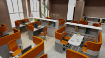 Office design trends No place like work Home Office Office Interior Design Trends