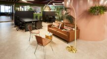 The future of coworking and flexible spaces home interior Commercial Space Design Strategy
